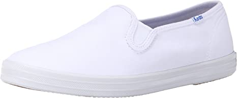 Keds White Champion Slip-On Shoes