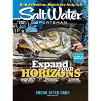 1-Year (10 Issues) of Salt Water Sportsman Magazine Subscription
