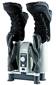 MaxxDry Secador calzado y guantes de alto rendimiento, color gris, tamaño único