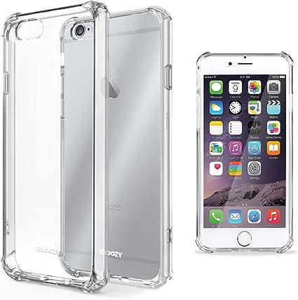 iPhone 6S Custodia iPhone 6 Cover morbido Trasparente antiurto