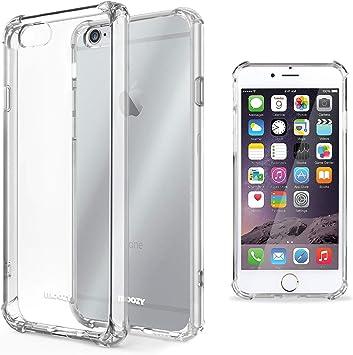 Moozy Funda Silicona Antigolpes para iPhone 6, iPhone 6s: Amazon.es: Electrónica
