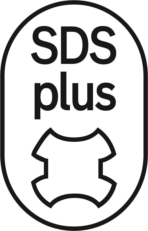 100mm Longueur Utile 4mm Diam/ètre For/êt SDS Plus-7X pour Perforateur
