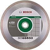 BOSCH Diamanttrennscheibe Best für Ceramic, 250 x 30/25,40 x 2,4 x 10 mm, 2608602638