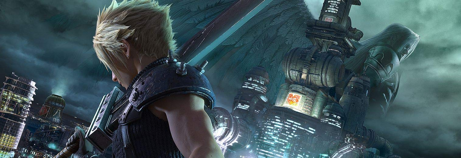 Final Fantasy VII Remake - PlayStation 4 Deluxe Edition by Square Enix (Image #1)