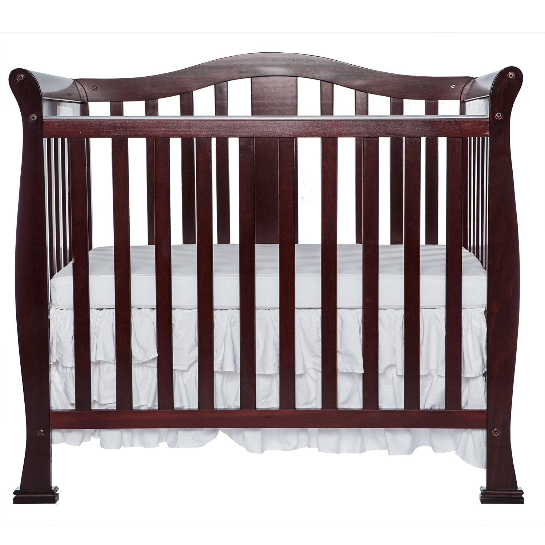 """Amazon.com : Dream On Me 3"""" Spring Coil Mini/Portable Crib ..."""