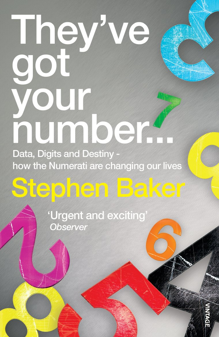 Read Online They've Got Your Number: Data, Digits and Destiny pdf epub