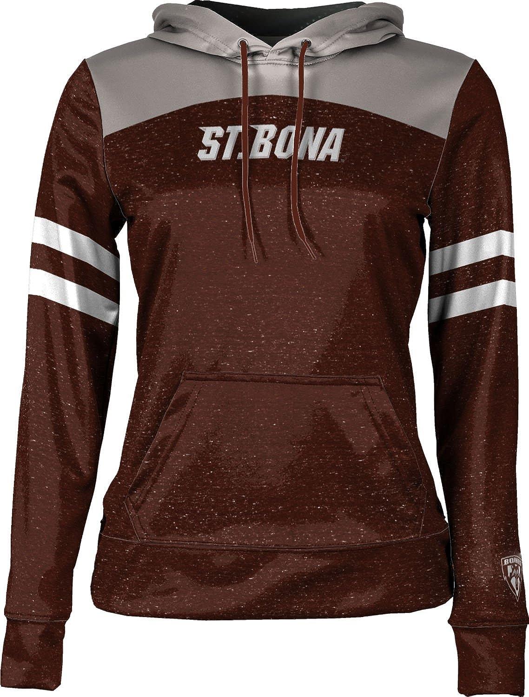 Bonaventure University Girls Pullover Hoodie St School Spirit Sweatshirt Game Time