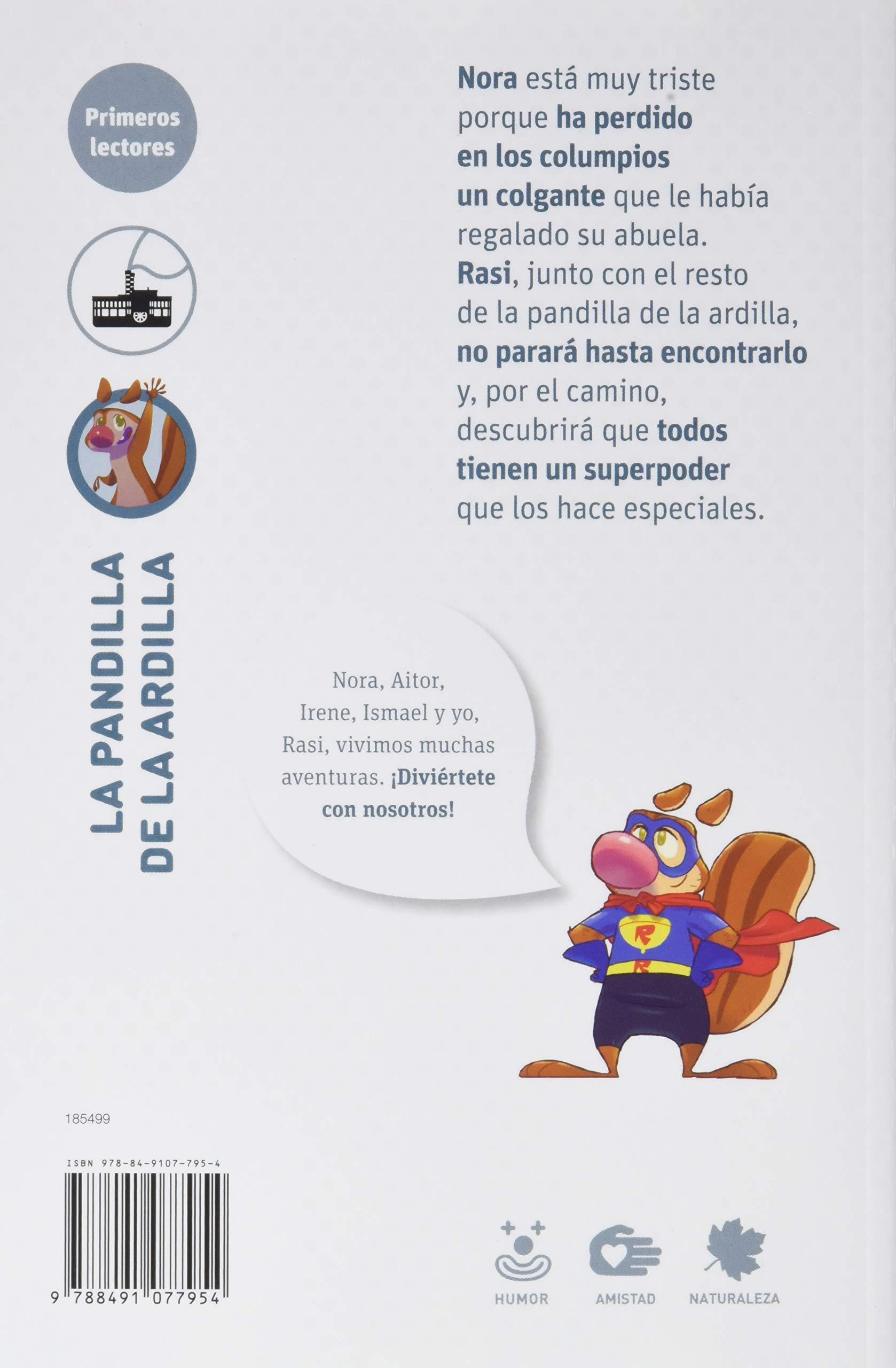 El superpoder de Rasi + muñeco El Barco de Vapor Blanca: Amazon.es ...