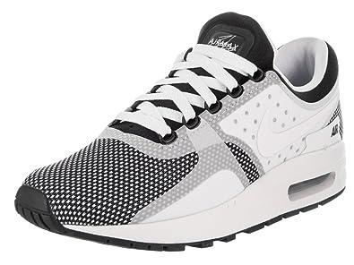 best website 13e86 900b5 Nike - Air Max Zero Essential GS - 881224001 - Farbe: Weiß-Schwarz ...