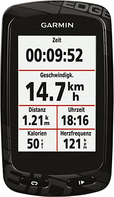 Garmin Edge 810 Pack - GPS para ciclismo y CityNav: Amazon.es ...