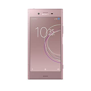 "Sony Xperia XZ1 Factory Unlocked Phone - 5.2"" Full HD HDR Display - 64GB - Venus Pink (U.S. Warranty)"