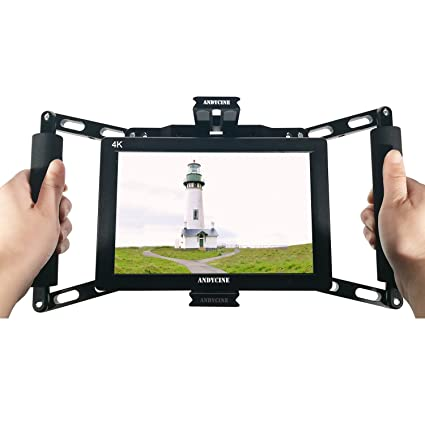 Amazon com : ANDYCINE Monitor Cage Director Monitor Cage for