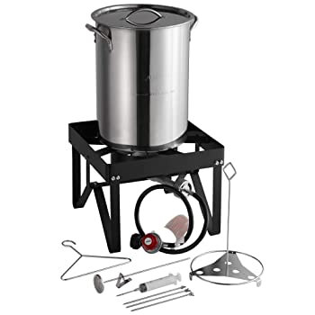 Backyard Pro Turkey Deep Fryer