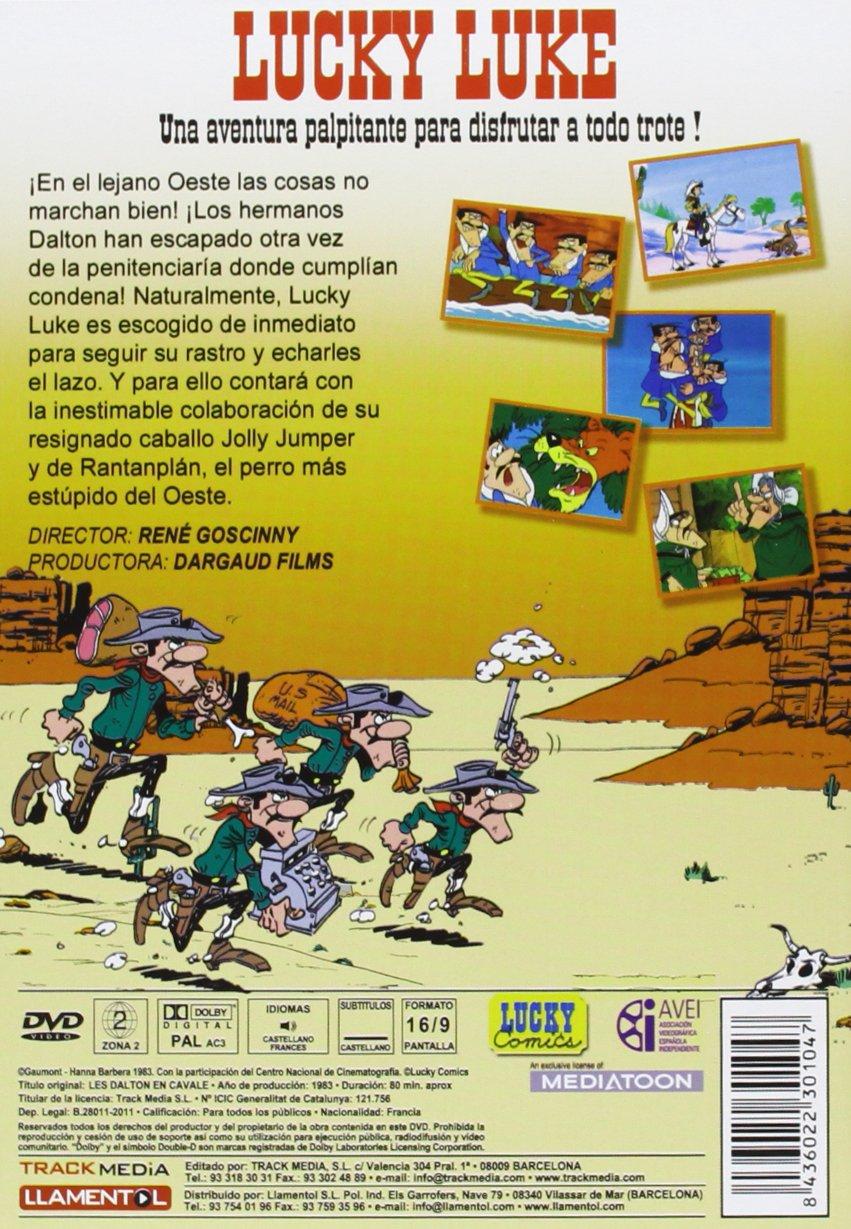 Lucky Luke: La Fuga De Los Dalton Les Dalton En Cavale DVD: Amazon.es: Cine y Series TV