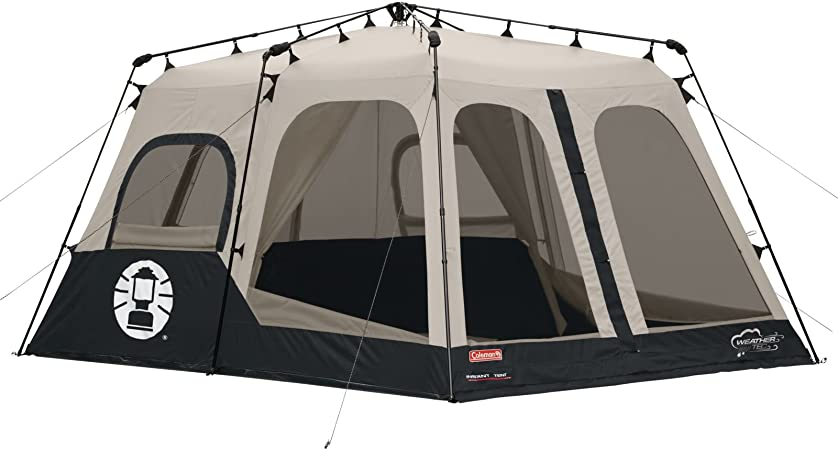 Coleman 8 Person Tent | Instant Family Tent
