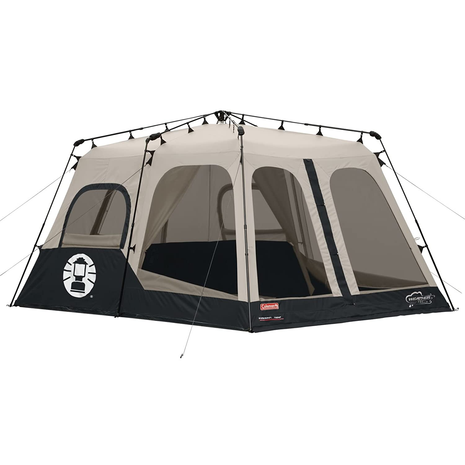 buy popular 9a225 95a41 Coleman 8-Person Tent | Instant Family Tent