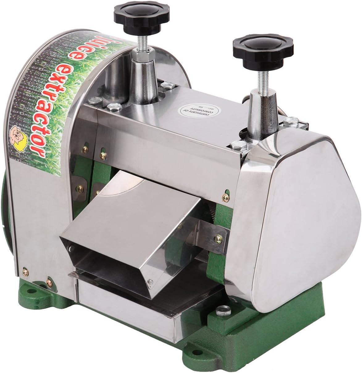 TryE Sugarcane Juicer Machine Manual Sugar Cane Press Extractor Squeezer