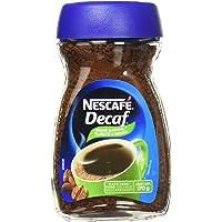 Nescafe Decaf, CAFÉ SOLUBLE DESCAFEINADO NESCAFE DECAF 170GR, 170 gramos