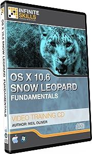 Apple OS X 10.6 Snow Leopard Training DVD - Video