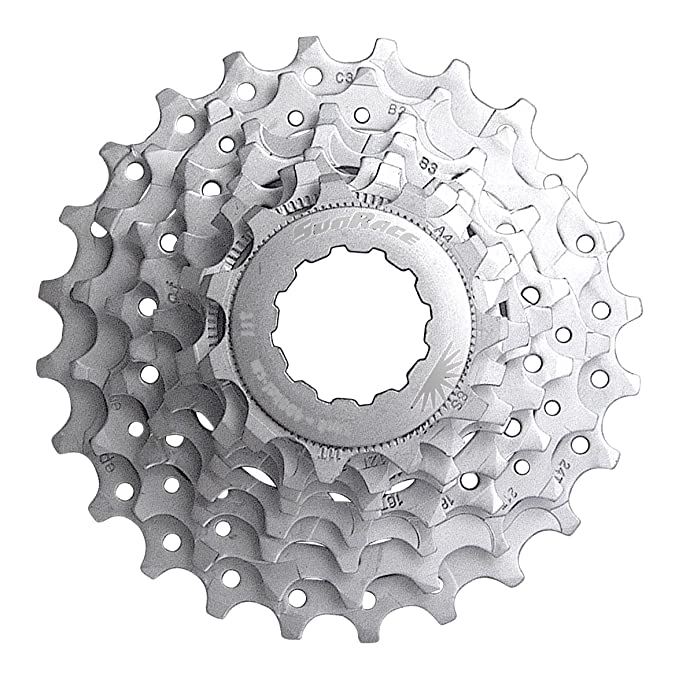 SunRace 8-Speed Bicycle Cassette - CSM66