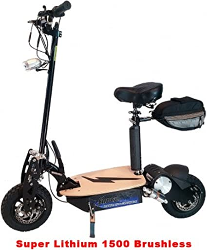 Amazon.com: Super ciclos y scooters – Super de litio 1500 ...