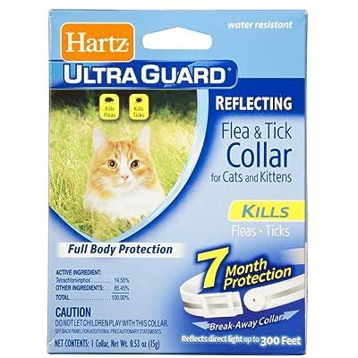 Hartz Ultra Guard Reflecting Flea & Tick Cat Collar 1 Each