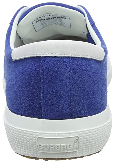 Superga 2386 Suefglm, Zapatillas Adultos Unisex, Azul (Blue Royal Marine 063), 39.5 EU