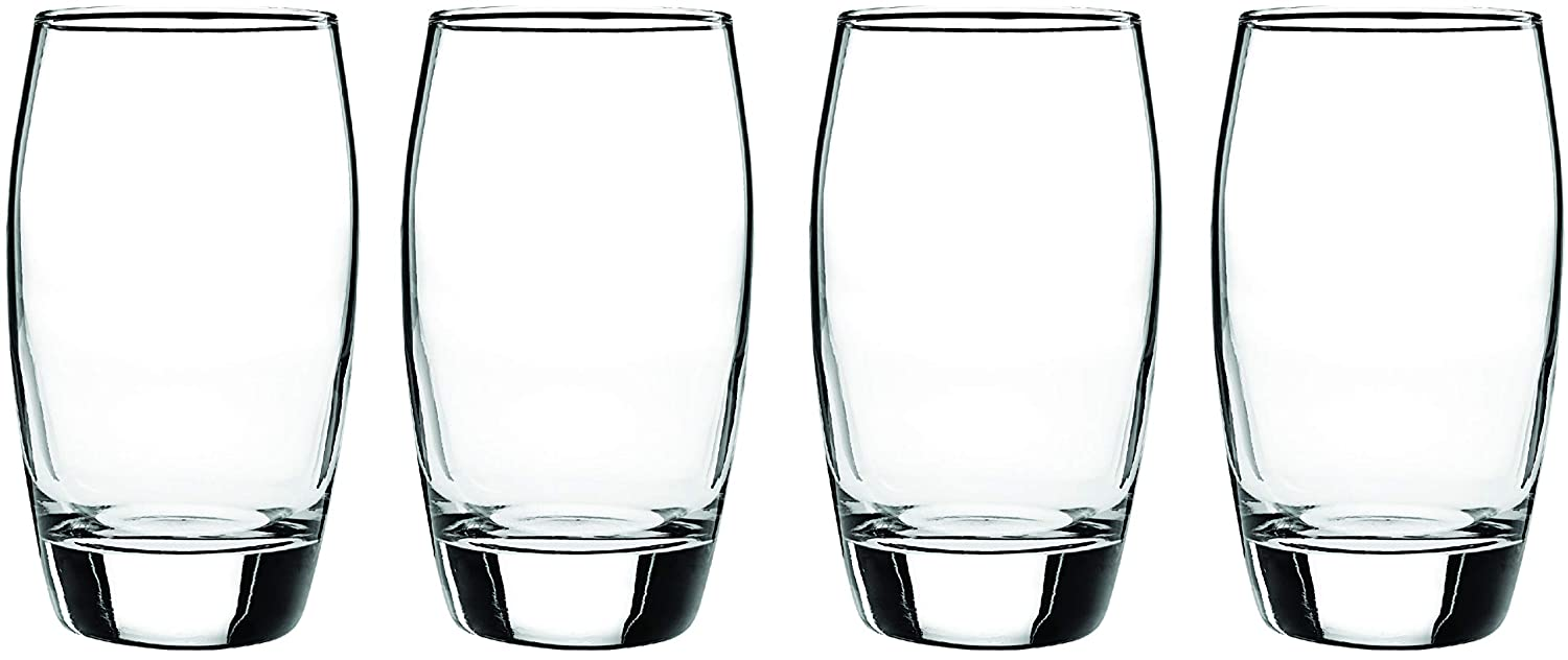16 Ounce Set of 6 Anchor Hocking Reality Glassware