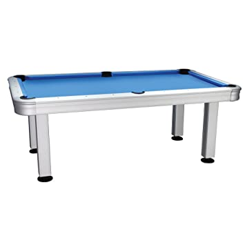 Marvelous Imperial 7 Foot Outdoor Pool Table With Accessories