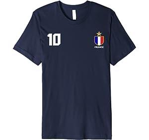 Francais France French Football Futbol Soccer Jersey T-Shirt
