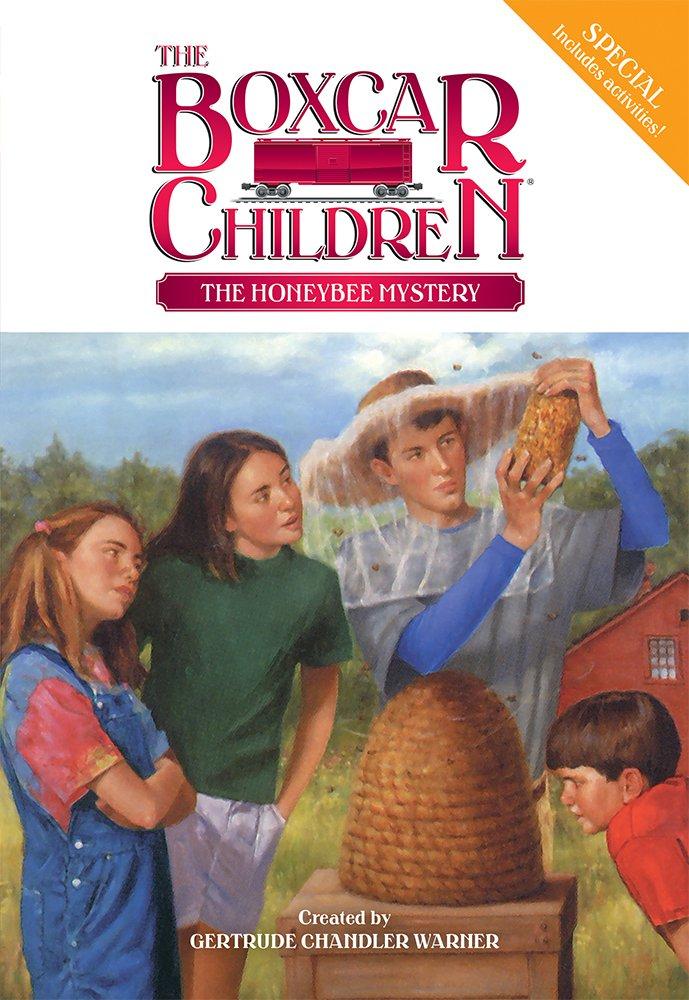 Honeybee Mystery Children Activities Specials product image