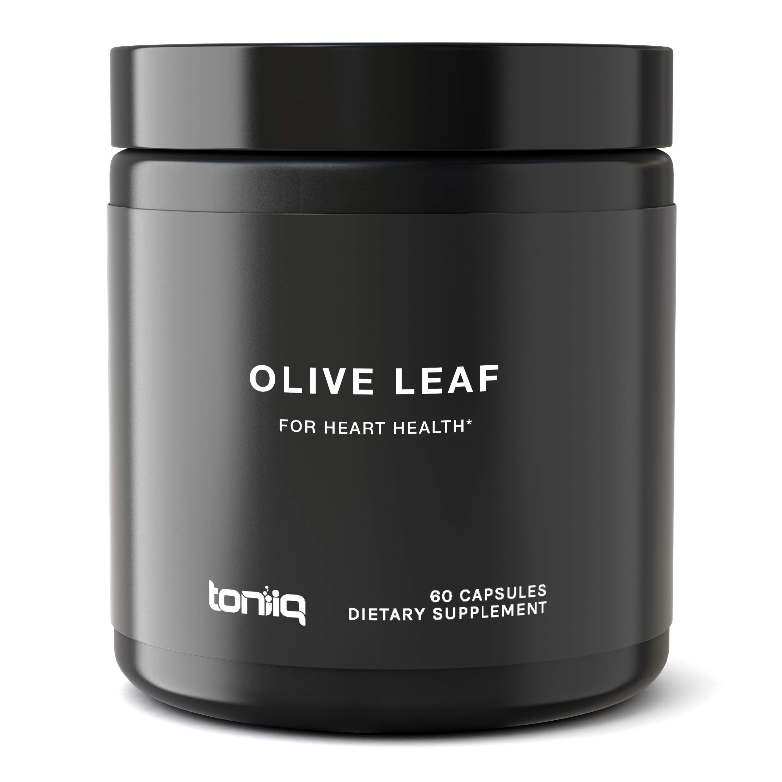 Single Origin Spanish Olive Leaf Extract with 40% Oleuropein - Ultra High Strength - Organic Spanish Grown -The Strongest Olive Leaf Extract Capsules Available