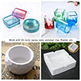 Resin Silicone Mold LET'S RESIN Resin Art Molds