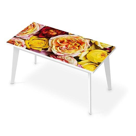 Ping-diapositiva/150 x 75 cm mesa decoración pegatinas/protección ...
