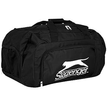 2288fe1bd95a5 Slazenger - Sporttasche - Trainingstasche - Reisetasche - Tasche - 55L -  mit Farbwahl (schwarz