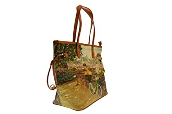 YNOT donna borsa shopping L 319 VIE EN UNICA Vie en