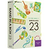 PG Music Band-in-a-Box 23 for Mac EverythingPAK