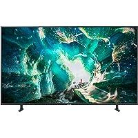 "Samsung UE49RU8000U Smart TV 4K Ultra HD 49"" Wi-Fi DVB-T2CS2, Serie RU8000 2019, 3840 x 2160 Pixels, Nero"