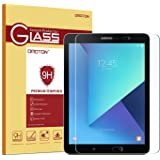 OMOTON Compatible with Samsung Galaxy Tab S2/S3 9.7 Screen Protector, Tempered Glass Screen Protector With [9H Hardness] [Crystal Clear] [Scratch-Resistant] [Easy Installation]