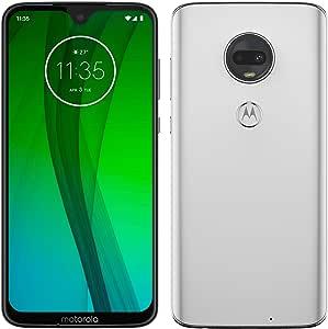 Motorola Moto G7 – Smartphone Android 9 (pantalla 6.2 FHD+ Max ...