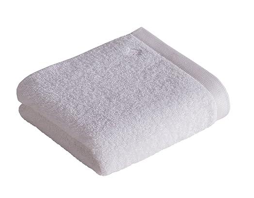 Good Vossen High Line Bath Towel Or Hand Towel, Terrycloth, White, 2 Handtücher  50 Amazing Design