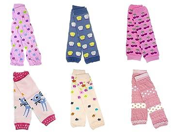 b389f1fd42852 Amazon.com: BONAMART ® 6 Pairs Baby Girl Boy Newborn Toddler ...