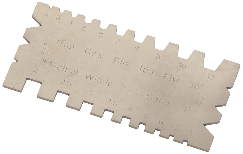 Metrica 35015 Screw cutting gauge universal