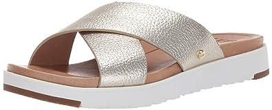 55c7bffd332 UGG Women's, Kari Slide Sandals