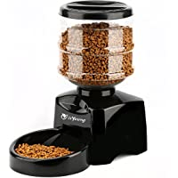 isYoung 5.5L Automatic Pet Feeder w/ Big LCD Screen