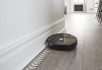 XX-MASTER V16EU - Robot aspirador (robot aspirador y robot limpiador, función de limpieza con depósito de agua, robot aspirador para suelos duros y alfombras, robot aspirador aspiradora): Amazon.es: Hogar