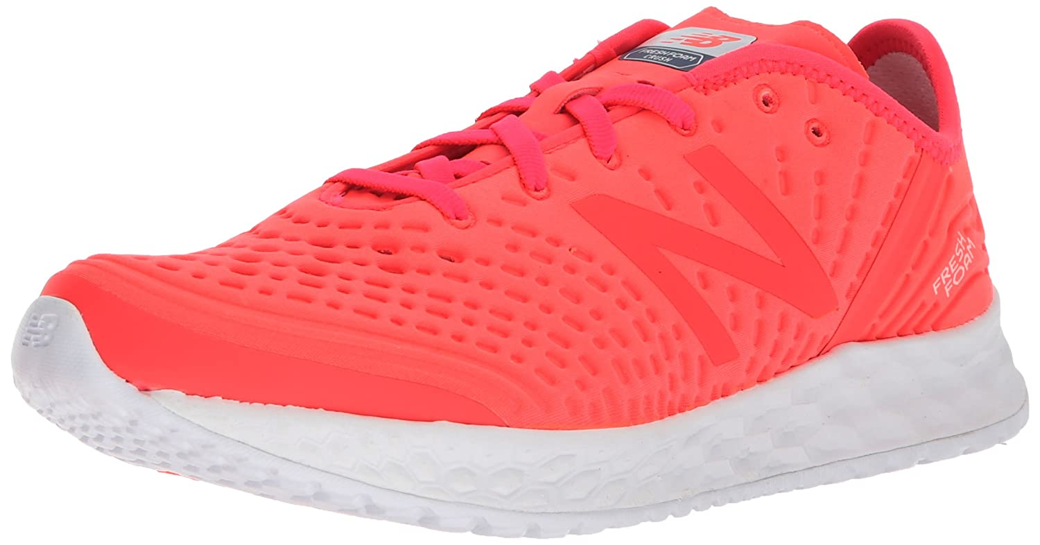 Orange New Balance Fresh Foam Crush Chaussures de Training pour Femme 41.5 EU