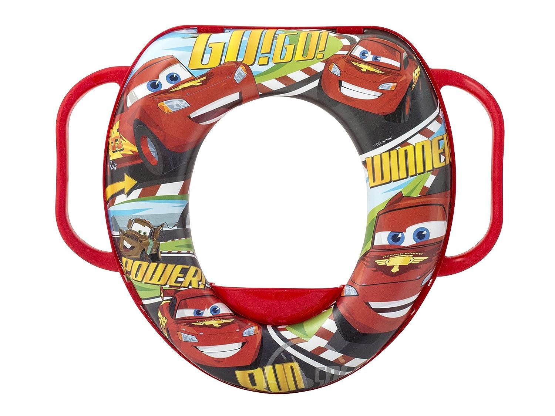 lulabi 7987Disney Cars réducteur WC Soft, multicolore 5800