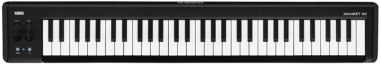 KORG ワイヤレス接続対応MIDIキーボード microKEY2-61AIR マイクロキー2 エアー 61鍵モデル B018ATKO30   61鍵