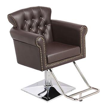 Amazon.com: Generic hidráulico Styling silla café de corte ...
